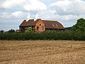 Latters Oast, Hartlake Road, Tudeley, Kent - geograph.org.uk - 557835.jpg