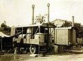 Laundry Truck at Mobile Hospital, No.39, Aulnois-sur-Vertuzy, France, 1918 (30661193102).jpg