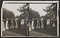Lawn party at the White House - President and Mrs. Roosevelt receiving - Washington, D.C. LCCN2013645465.jpg