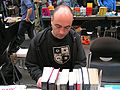 Lawrence Jarach Anarchist Bookfair 2006.JPG