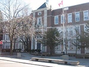 Lawrence Park Collegiate Institute - Image: Lawrence Park Collegiate Institute