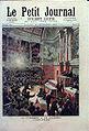 Le Petit Journal - Explosion à la Chambre.jpg
