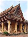 Le sanctuaire du Vat Sisaket (Vientiane) (4341372041).jpg