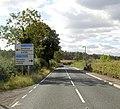 Leaving Harley. - geograph.org.uk - 552813.jpg