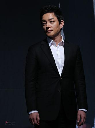 Lee Beom-soo - Image: Lee Bum Soo