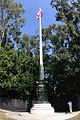 Lee Lawrie's World War I Memorial Flagstaff, Pasadena, CA..jpg