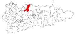 Vị trí của Lehliu-Gara