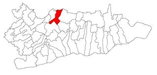 Lehliu Gară Town in Călărași, Romania