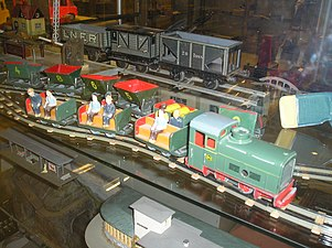 Leksaksmuseet - Model trains 05.JPG