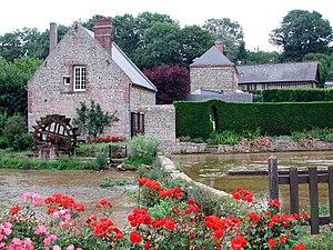 Veules-les-Roses - Image: Les Cressonnières