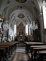 Lesachtal Wallfahrtskirche Maria Luggau Innen 1.JPG