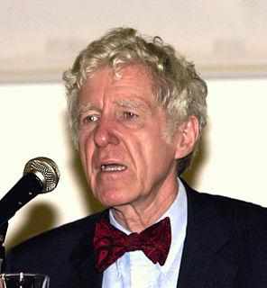 Lester R. Brown American environmental analyst