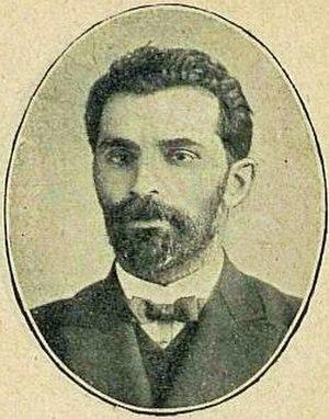 Shmaryahu Levin - Shmaryahu Levin, 1906