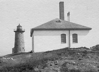 Libby Island Light lighthouse in Maine, United States