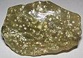 Libyan Desert Glass tektite (Oligocene, 28.5 Ma; Libyan Desert, Egypt) 6.jpg