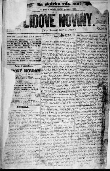 File:Lidové noviny, 1893-12-16, title page.djvu