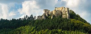 Lietava Castle Castle in Slovakia
