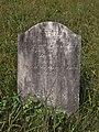 Liggett (Anne), Bethany Cemetery, 2015-08-30, 01.jpg