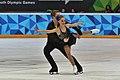 Lillehammer 2016 - Figure Skating Pairs Short Program - Justine Brasseur and Mathieu Ostiguy 1.jpg