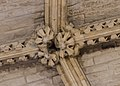 Lincoln Cathedral, Angel Choir Roof Boss, 19th from E. (38768016915).jpg