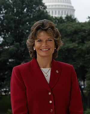 Senator Lisa Murkowski of Alaska