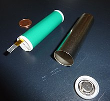 Rechargeable battery - Wikipedia