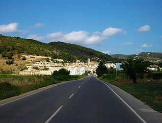 Llíber - Image: Llíber, Marina Alta, País Valencià