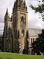 Llandaff Cathedral, Cardiff - geograph.org.uk - 333331.jpg
