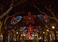 Llums de Nadal del passeig de les Germanies de Gandia.JPG