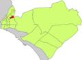 Localització del Rafal Nou respecte del Districte de Llevant.png