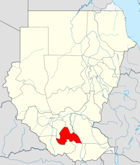 Locator map Sudan Lakes.png