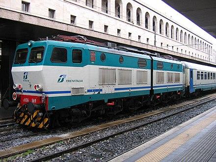 Tratta Ferroviaria Salerno Villa San Giovanni