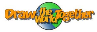 Andrew Wildman - Draw the World Together logo