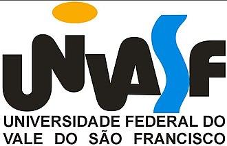 Federal University of Vale do São Francisco - Logo of the Federal University of São Francisco Valley