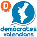 Logotip Demòcrates Valencians (2013-2017).png