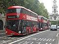 London United bus LT79 (LTZ 1079) & London General bus LT67 (LTZ 1067), 26 October 2013.jpg