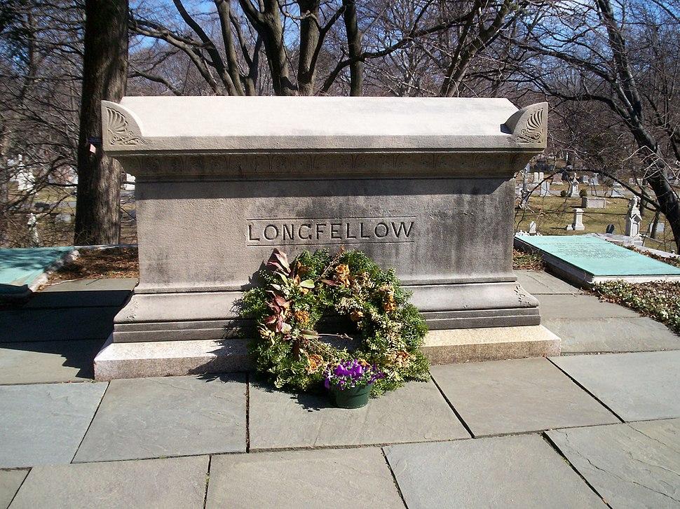 Longfellow-Grave2