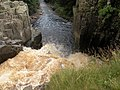 Looking over High force and the river Tees - geograph.org.uk - 1523013.jpg