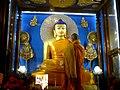Lord Buddha Maha Bodhi Temple Bodh Gaya India - panoramio.jpg