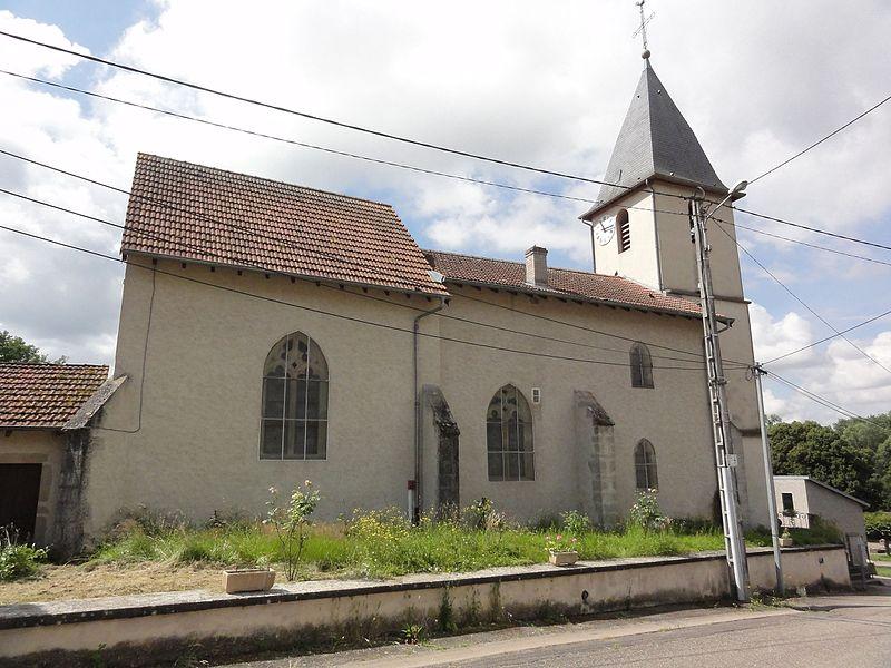 Lorey (M-et-M) église