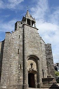Lorient - Chapelle Saint-Christophe - facade sud-ouest.jpg