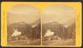 Lost Lakes, head of Conejos Cañon, Colorado, in the Sierra San Juan range, near divide between Conejos and south fork of Alamosa Rivers, surrounded by a forest of Douglass spruce, and approximately 11,00..., by O'Sullivan, Timothy H., 1840-1882.png
