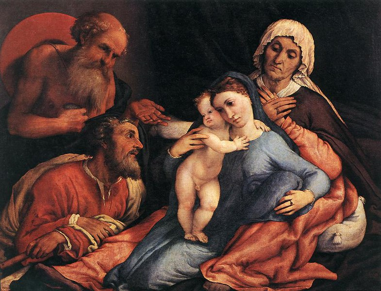 File:Lotto, madonna uffizi.jpg