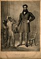 Louis, a giant. Lithograph by M. Gauci, 1826. Wellcome V0007176.jpg