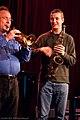 Louis Armstrong Centennial Band at Birdland, New York City (3668877923).jpg