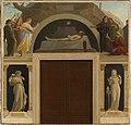 Louis Charles Timbal - Esquisse pour la chapelle de la Sorbonne - Le Christ au tombeau - PPP4802 - Musée des Beaux-Arts de la ville de Paris.jpg