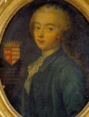 portrait of Louise-Victoire de Riencourt