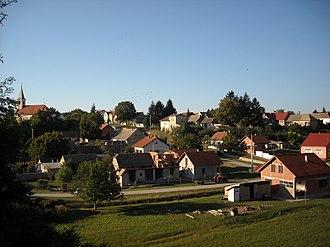 Lovas, Croatia - Image: Lovas