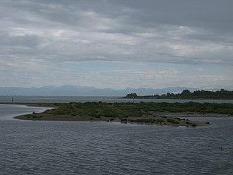 Marano Lagoon - Marano lagoon near Lignano Sabbiadoro