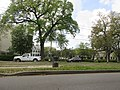 Loyola Dominican Camps from Broadway and St Charles, New Orleans March 2020 02.jpg